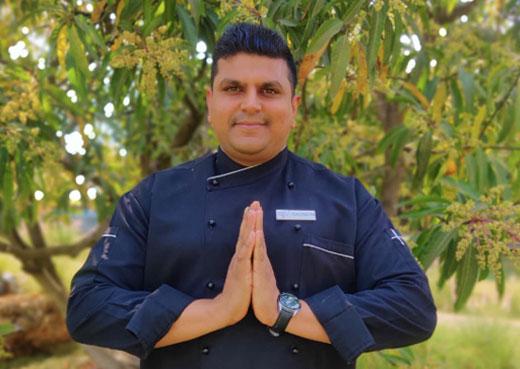 Garden Table Chef