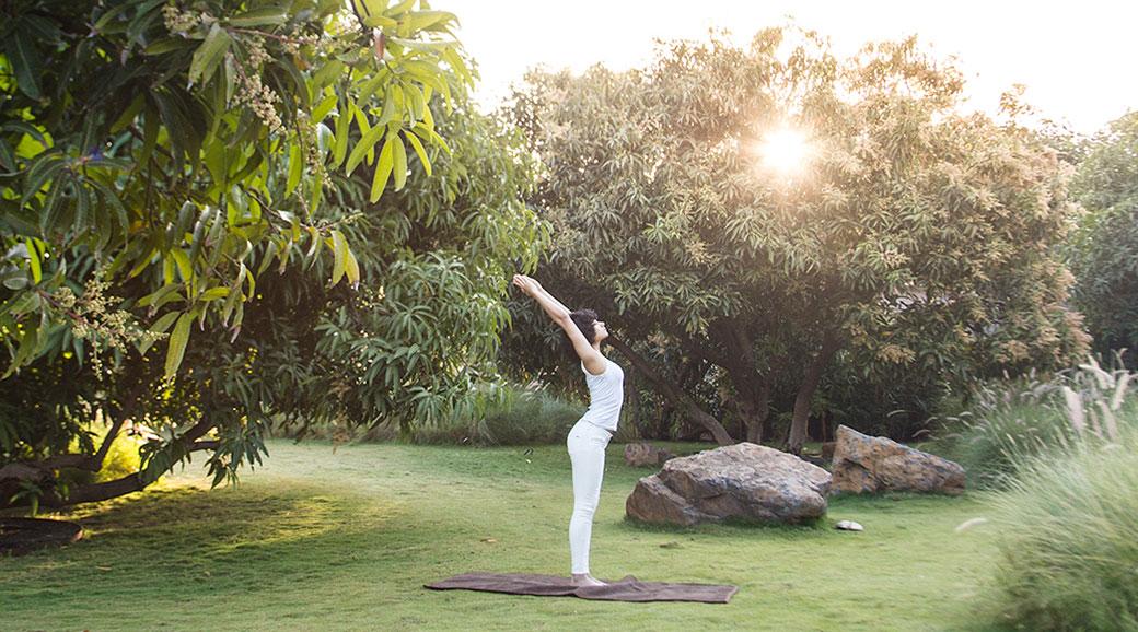 Yoga Slider